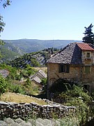 Skrip, the oldest settlement on island Brac